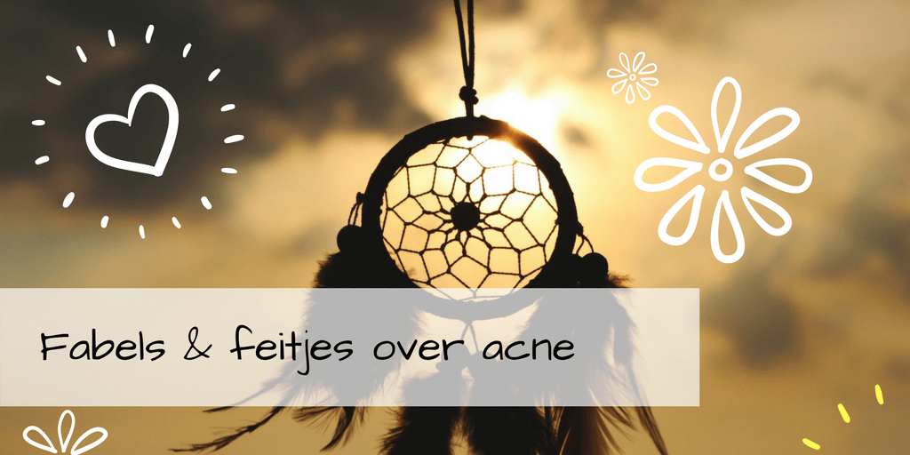 Fabels en feitjes over acne en puistjes