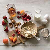 Gezond dieet acne